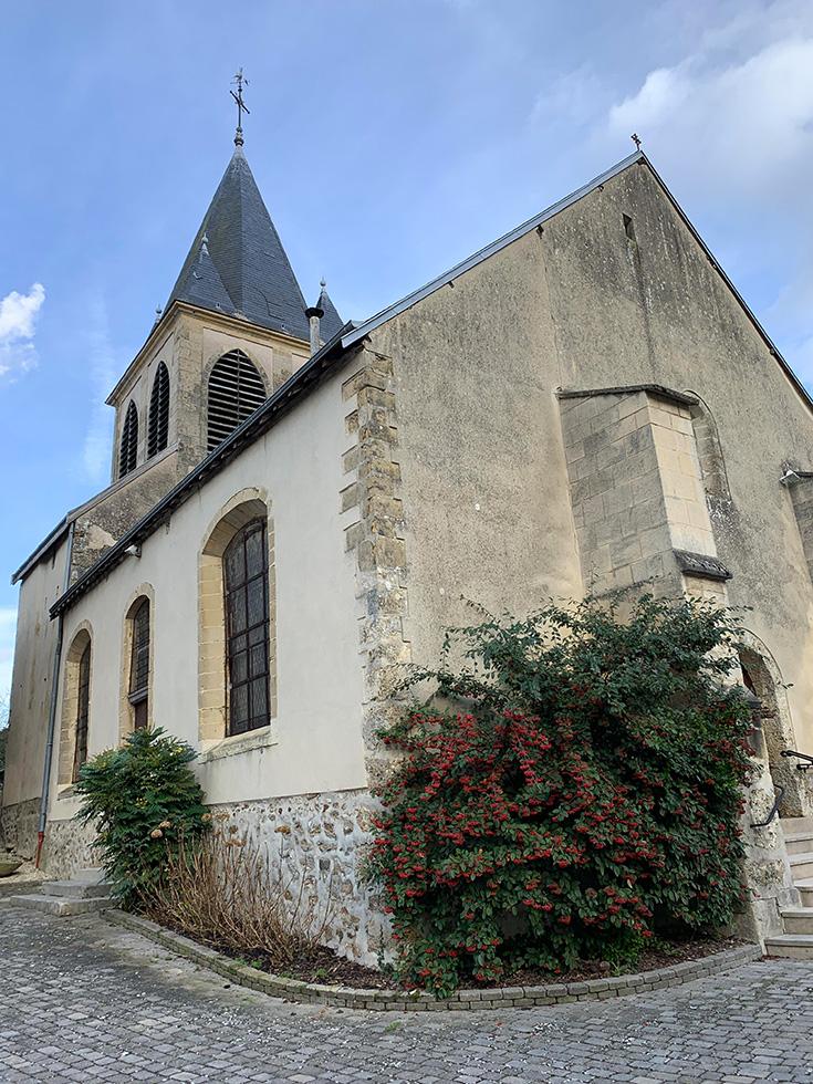 Eglise Saint-Martin de Trépail