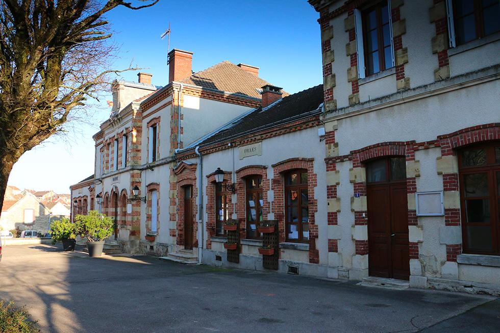 Trépail Mairie