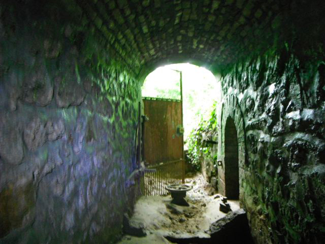 La grotte de Trépail
